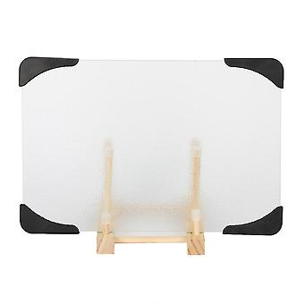 Multi-functional Tempered Glass Kitchen Cutting Chopping Board Rough