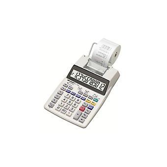Sharp El1750V Printing Calculator Dual Colour Print