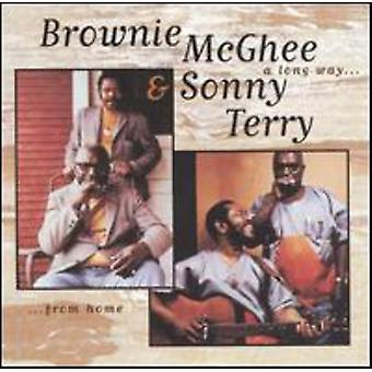 McGhee/Terry - importation USA Long Way From Home [CD]