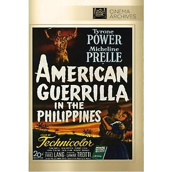 Amerikanska gerilla i Filippinerna [DVD] USA import