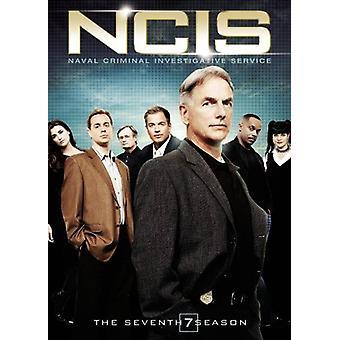 NCIS - NCIS: 7 ª temporada [DVD] EUA importar