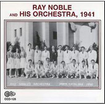 Ray Noble - 1941 [CD] USA tuonti