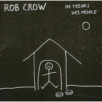 Rob Crow - il pense il est import USA personnes [CD]