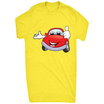 Cool Fun Happy Hymyilevä auto lapsille
