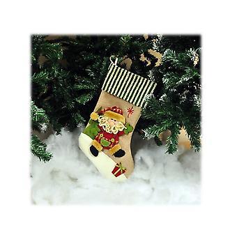 Eisvogel HSTOCK hessischen Strumpf Santa oder Schneemann