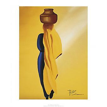 デ ラ リヴィエール パトリック Ciranna (16 x 20) ポスター印刷