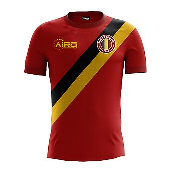 2020-2021 Belgium Home Concept Football Shirt
