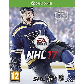 NHL 17 (Xbox One) - Nouveau
