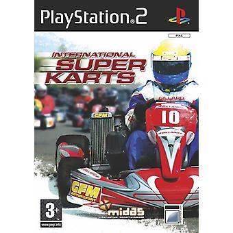 Internationale Super Karts (PS2) - Als Nieuw
