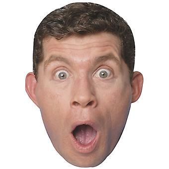 Lee Evans masker