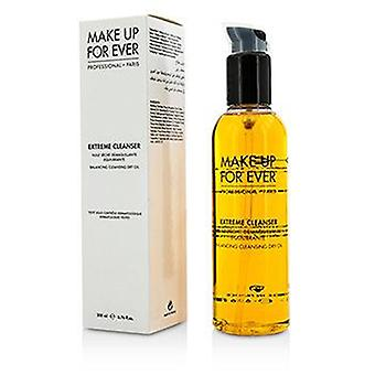 Make Up For Ever Extreme Cleanser - Balancing Cleansing Dry Oil - 200ml/6.76oz