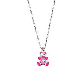 Skautské děti náhrdelník náhrdelník stříbrná Medvědka dívky 261078200