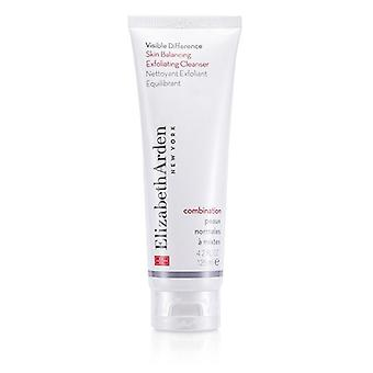 Elizabeth Arden synlig skillnad Skin balansering Exfoliating Cleanser (blandhy)-125ml/4.2 oz