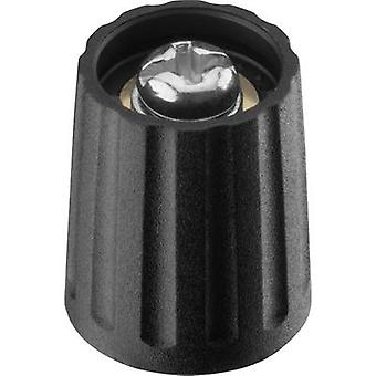 Ritel 26 13 60 3 manette noire (Ø x H) 13 mm x 15,5 mm 1 PC (s)