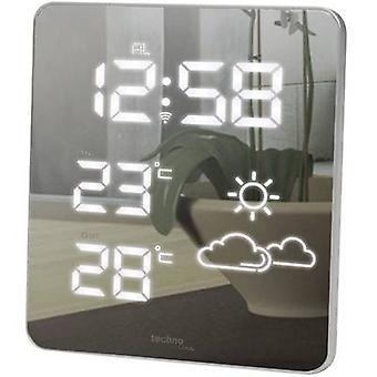 Techno Line LED Spiegel WS 6825 Wireless digital weather station