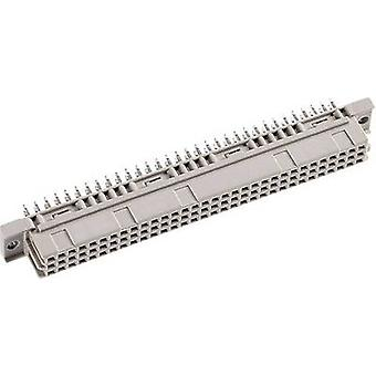 Edge connector (receptacle) 104-40016 Total number of pins 32 No. of rows 3 ept 1 pc(s)