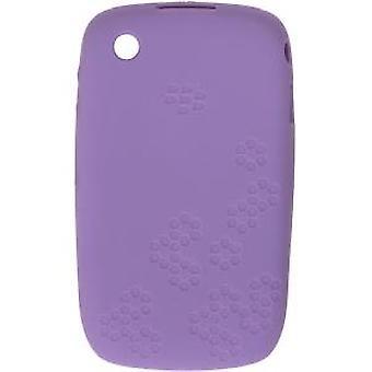 BlackBerry 8520, 8530, 9300, 9330 kohokuvioitu ihon asia - Lavender