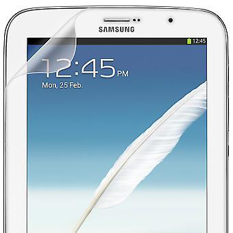Samsung Note 8 için Sınırsız Hücresel Ekran Koruyucusu - Clear - (2 Paket)