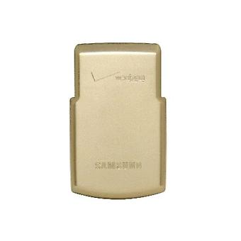 OEM Samsung SCH-U740 Extended Battery Door - Gold