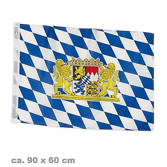 Bavaria flag 60x90cm Bavaria party Oktoberfest Oktoberfest
