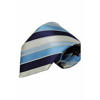 Blauwe stropdas Bologna 01