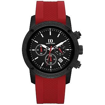 Danish Design herenhorloge IQ24Q1020 chronografen