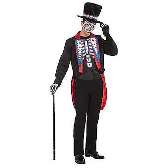 Bnov dag i døde kostume Long Tail kulør