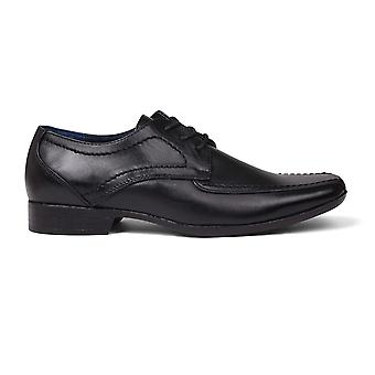 Giorgio Mens Bourne Lace Shoes Work Formal Footwear
