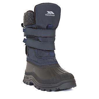 Trespass Boys Strachan Winter Snow Boots