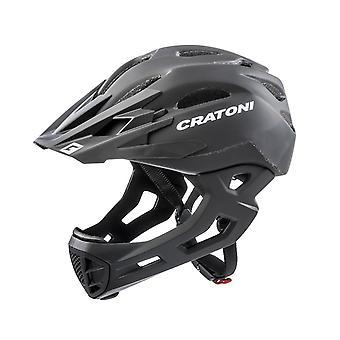 CRATONI C maniac bike helmet / / matt black
