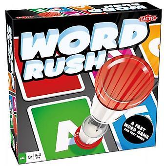 Cuvântul tactică Rush Word