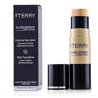 Von Terry nackt Expert Duo Stick Foundation - # 9-Honey Beige - 8.5g/0.3oz