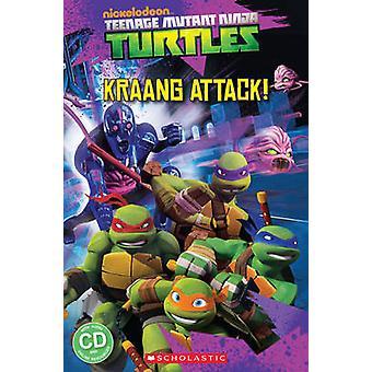 Teenage Mutant ninjas skilpadder - Kraang angrep! av Fiona Davis - 9781909