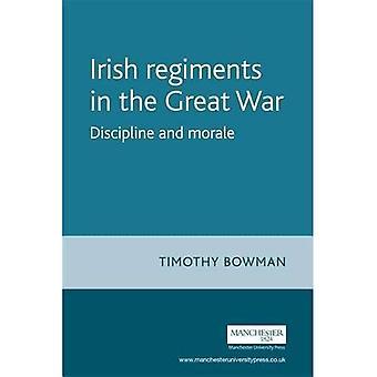 Reggimenti irlandesi nella grande guerra: disciplina e Morale