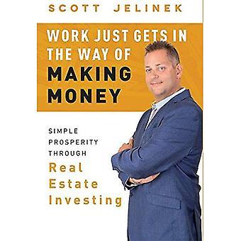 Työtä vain saa tavalla rahaa: yksinkertainen vaurauden Real Estate Investing