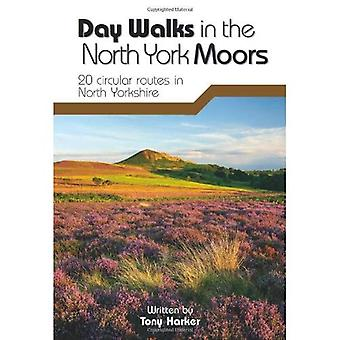 Day Walks in the North York Moors: 20 Circular Routes in North Yorkshire