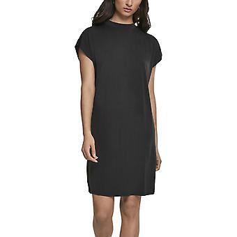 Urban classics ladies - MODAL dress black
