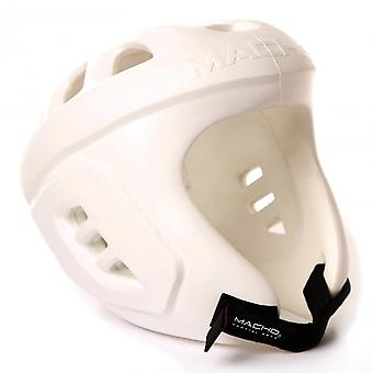 Macho Spar-Tec Head Guard White