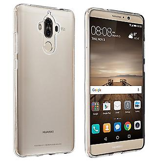 Huawei Mate 9 dünne abgespeckte TPU Schale Einzelhandel