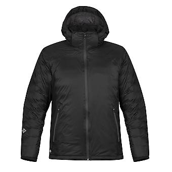 Stormtech Mens Black Ice Thermal 100% Polyester Jacket