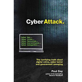 Cyber Attack by Paul Day - 9781780974545 Book