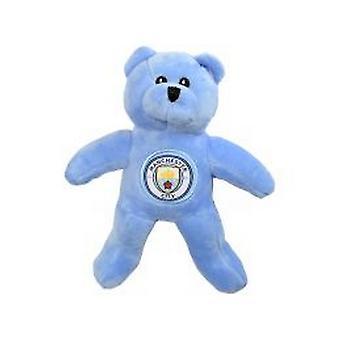 Manchester City FC Official Crest Design Bear