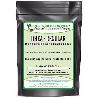 DHEA - Didehydroepiandrosterone Regular Wild Yam Powder - 'The Youth Hormone'