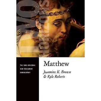 Matthew by Matthew - 9780802825667 Book