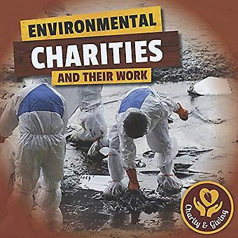 Environmental Charities by Joanna Brundle - 9781786373113 Book