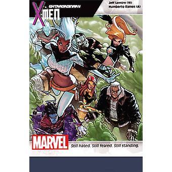 Extraordinary X-Men Volume 1 - X-Haven by Humberto Ramos - Jeff Lemire