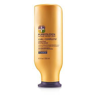 Pureology curl complete voorwaarde (voor alle soorten Kleurbehandelde krullen)-250ml/8.5 oz