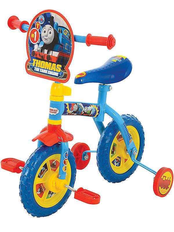 Thomas And Friends 2 in 1 10 Inch Training Bike