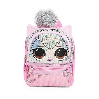 Mini Backpack - LOL Surprise - Kitty Queen's Pink 10