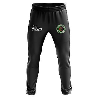 الجزائر مفهوم كرة القدم السراويل التدريب (أسود)